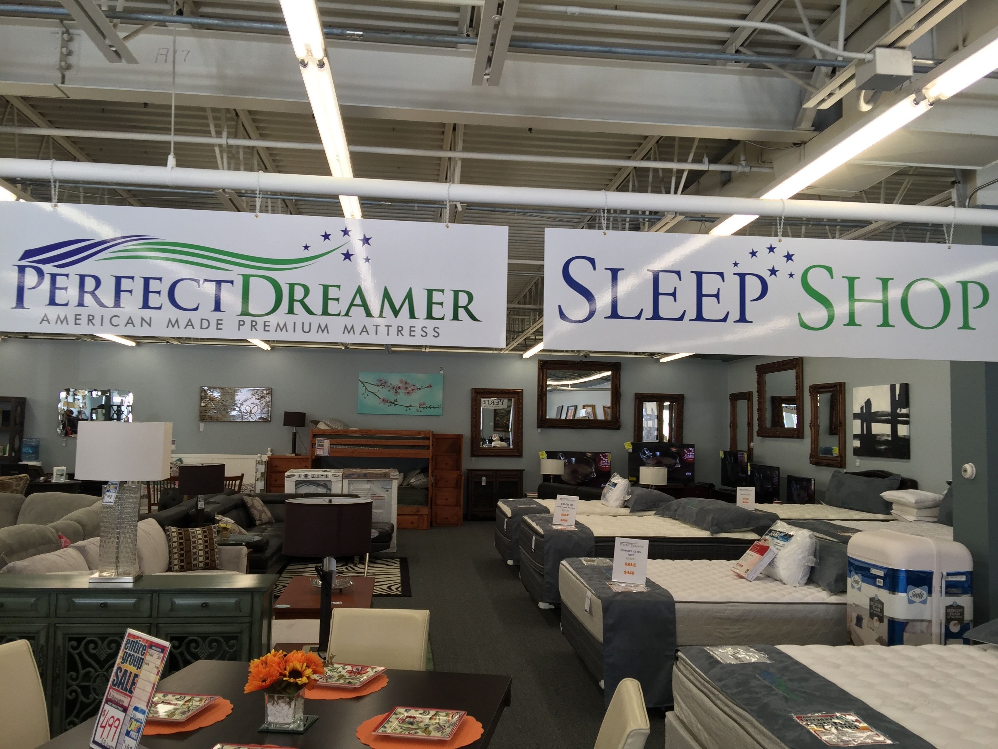 login a contact pages us the store appliances dufresne furniture mattress sealy find